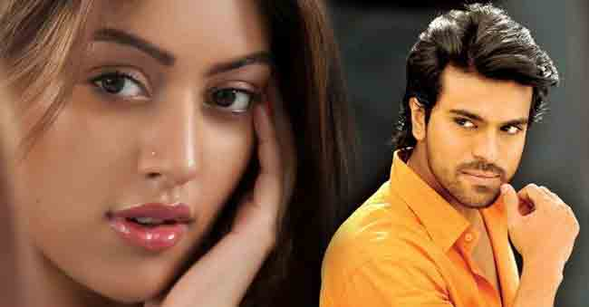 Charan eyes on Pawan Kalyan's heroine!