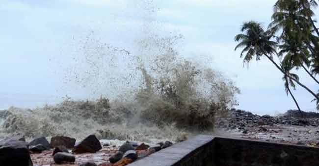 Fishermen recall their experience at sea inside Cyclone Ockhi