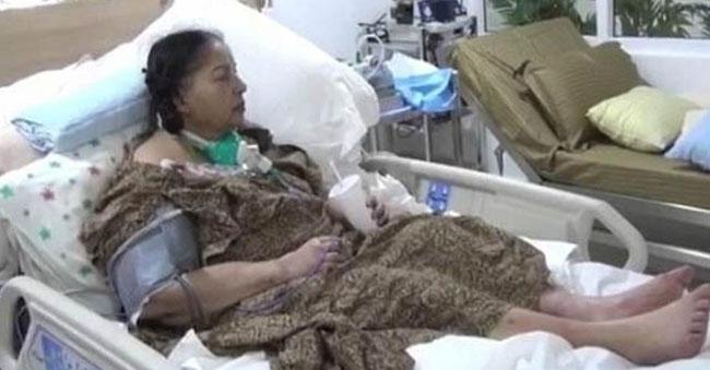 Former TN CM Jayalalithaa hospital video leaked