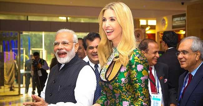 Gala Dinner in Falaknuma Palace goes live | Security breach during Ivanka Visit