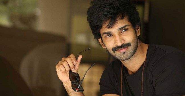 I am a fan of PK even before he became an actor says Aadi Pinisetty