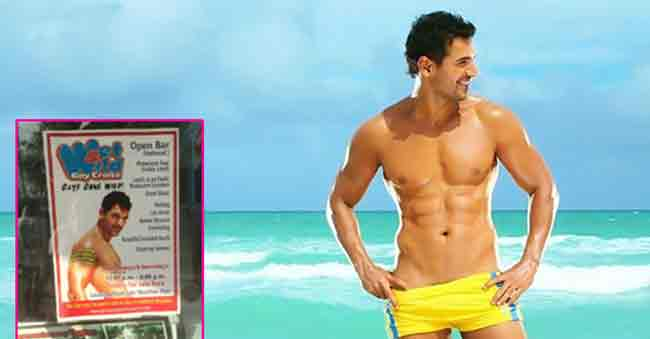 IS John Abraham On A Gay Cruise