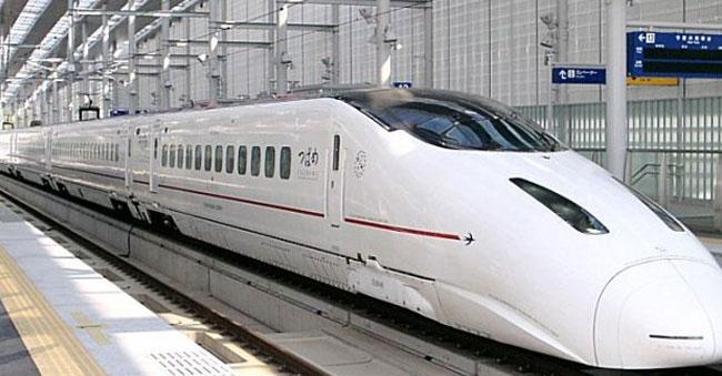 Japanese Bullet train Cracks!