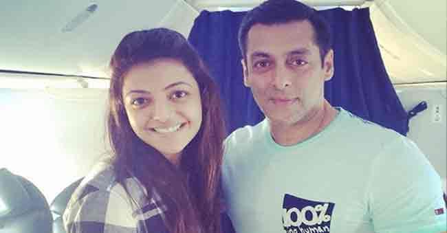 Kajal Agarwal finds Salman as kindest & charming