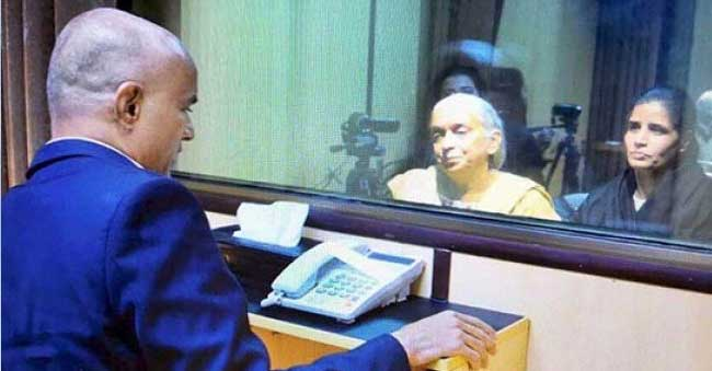 Kulbhushan enquired about his father, seeing his mother without mangalsutra: Sushma Swaraj