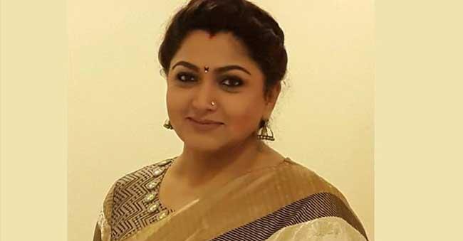 Kushboo's emotional tweet on Pawan Kalyan's 'Agnathavasi' Team!