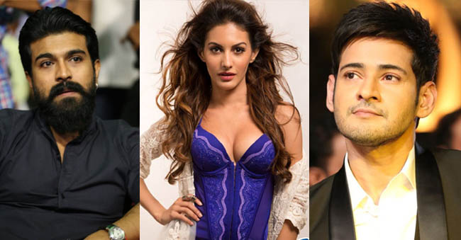 Lucky Beauty To Act With Ram Charan And Mahesh Babu At Once
