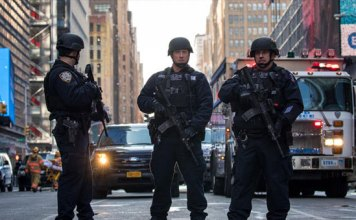 New York Subway blast accused