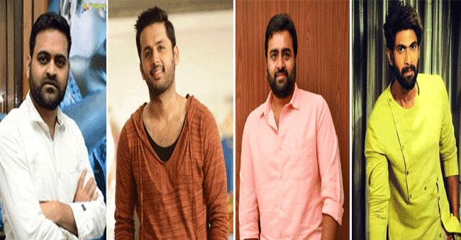 Nithin, Rana and Nara Rohit Multi-starrer