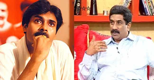 Did ABN Radha Krishna (RK) appreciate or criticize Pawan Kalyan?