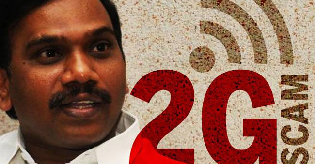 Joke of the Century! Former IT Minister A. Raja is innocent in 1.76 Lakh Crore 2G Scam!