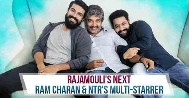 Rajamouli – Ram Charan – Jr NTR latest Movie Update!