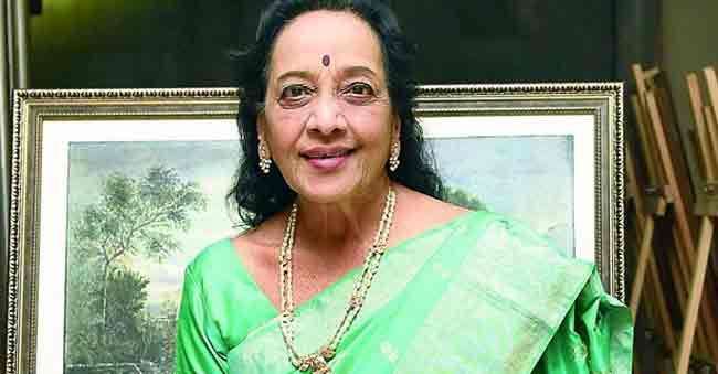 Veteran Actress Jamuna Is The First Heroine Of Hyderabad