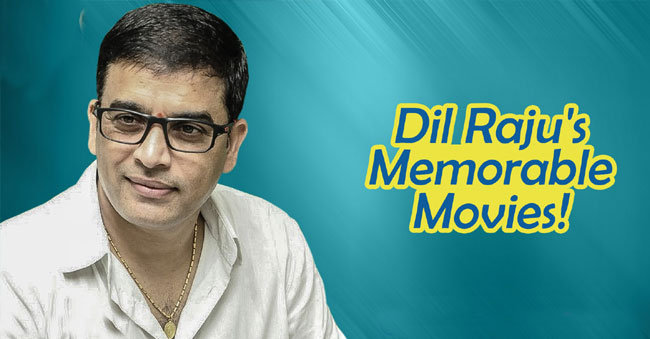 Producer Dil Raju's 20 Years Journey- Losses to Double hat-tricks