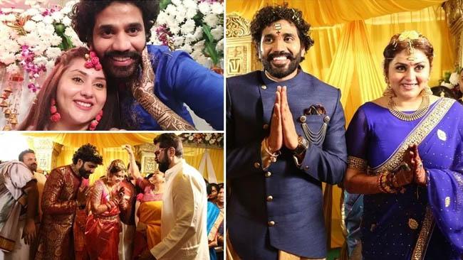 namitha marriage videos
