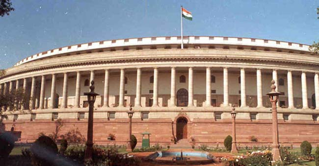 High tension in Parliament continues!