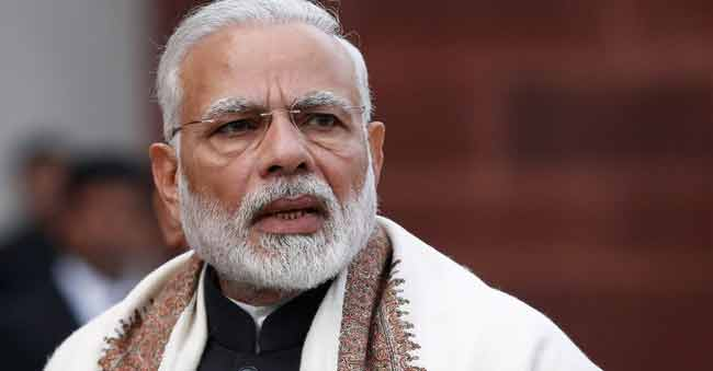 Is Narendra Modi, a political advisor or broker