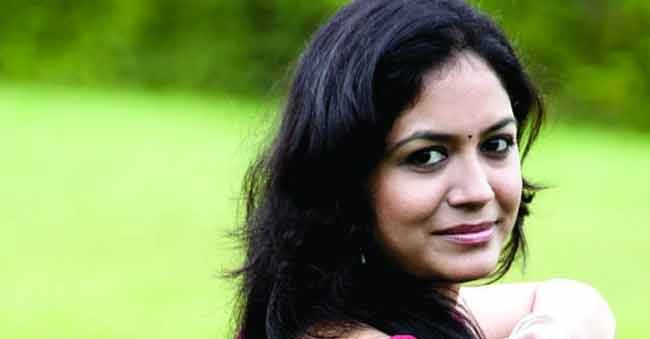 Is this Singer Sunitha's number?