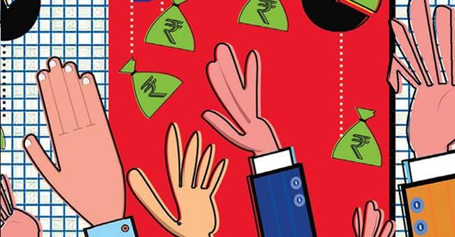Company gives away Rs 160 Crores as Bonus!