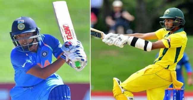U-19 World Cup Final Score: India 24/0*, Target – 217 (Australia 216) – Rain Interrupts play