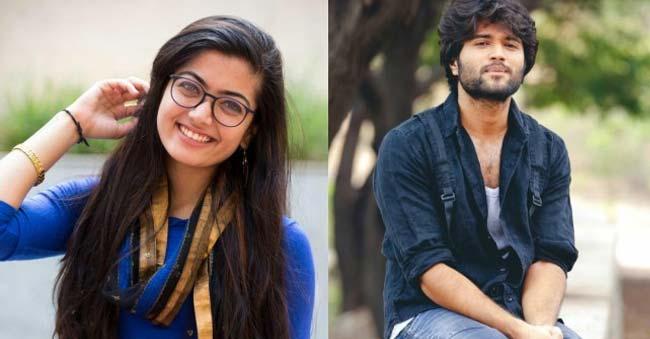 Vijay and Rashmika to romance twice this year