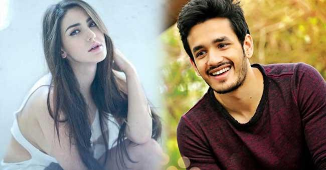 Akhil To Romance Aravind Swamy Girlfriend