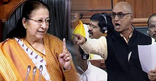 Galla Jayadev Full Speech In Loksabha @ No Confidence Motion