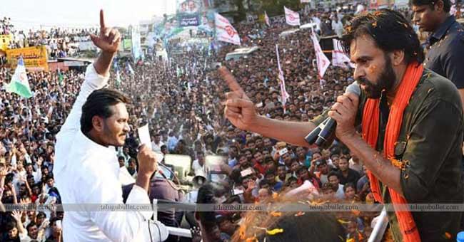 Jagan-Pawan fight benefiting A.P?