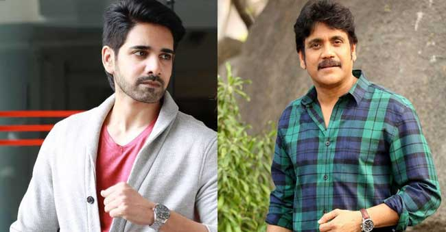 King Nag To The Rescue Of His Nephew Sushanth