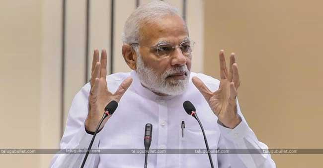 BJP to dethrone Modi from the center.