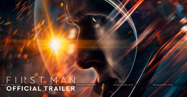 """Neil Armstrong's Story """"First Man"""" Trailer 2"""