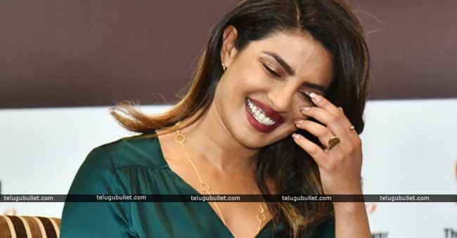 Priyanka Chopra Reacts To Engagement Rumours