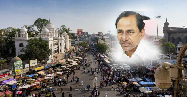 T-Government eyes on the AP buildings in Telangana