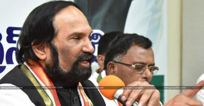 Uttam outshines other T-Congress senior leaders