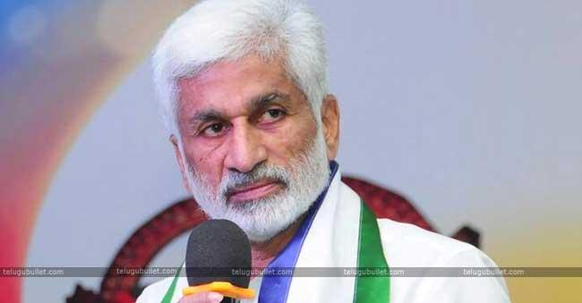 We will support Congress candidate: Vijaya Sai Reddy