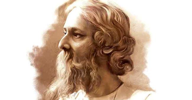 Vishwa Kavi 'Rabindranath Tagore'