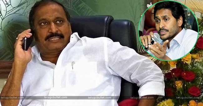 YSRCP MLA Chakrapani Ditching Jagan For BJP?