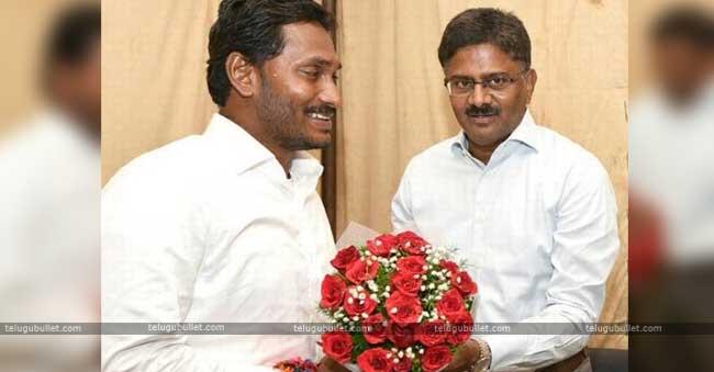 jagan meeting with dgp