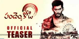 vishal pandem kodi 2 official teaser