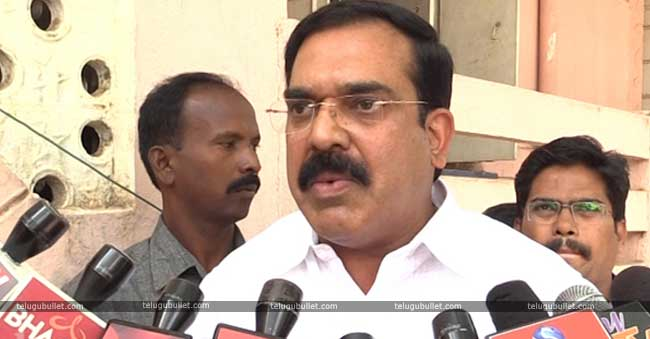 Bommireddy claimed that his ex-head demanded 50 crores