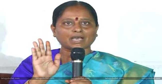 Congress leader Konda Surekha