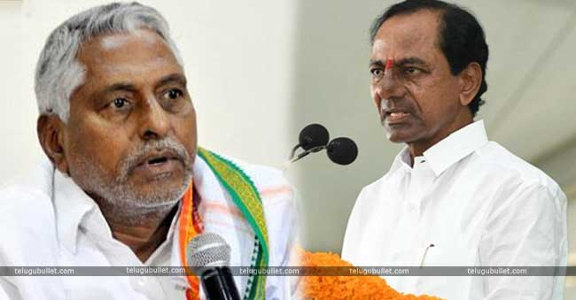 Jeevan Reddy Sensational Comments On TRS Chief