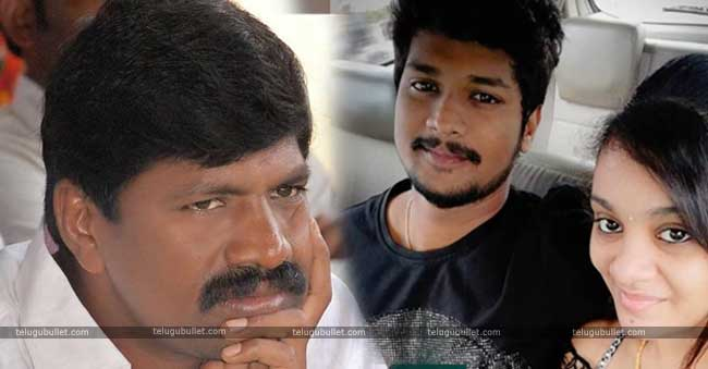 Nakrekal MLA's Hand Behind Pranay Murder: Claims Amrutha