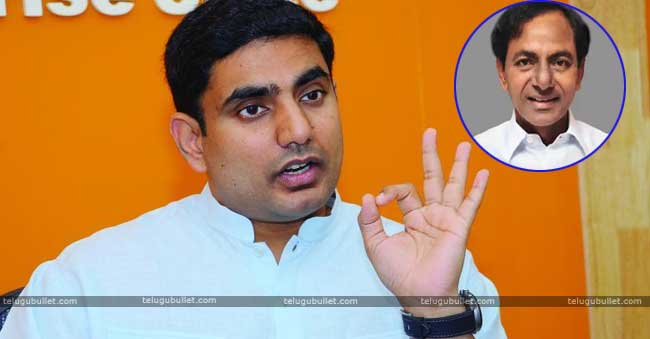 Nara Lokesh's Take On KCR Assembly Dissolution