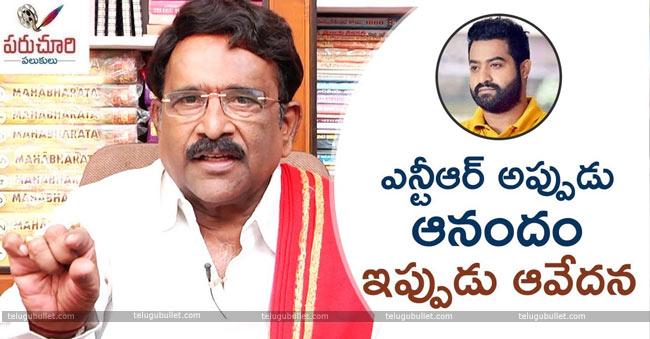 Paruchuri Gopala Krishna Chafing On Bigg Boss 2 Telugu