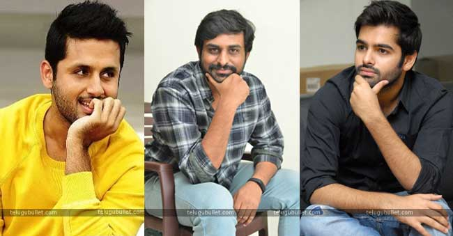 Ram And Nithin Looking For RX100 Director…!