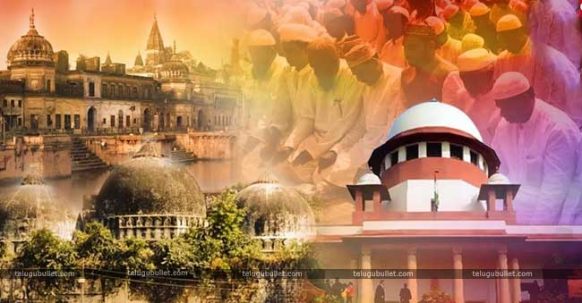 SC Rejects Plea for Constitution Bench on Ayodhya Land Disputes