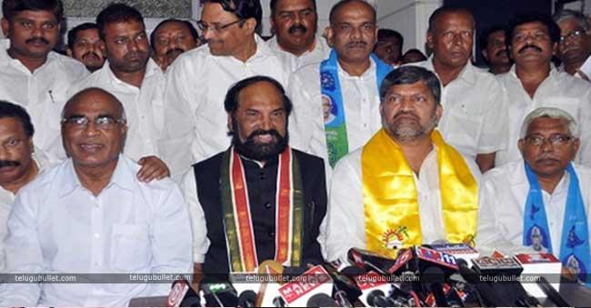 T-TDP Firm To Get 30 Seats In Mahakutami