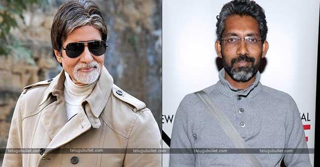 director nagraj manjule and amitabh bachchan