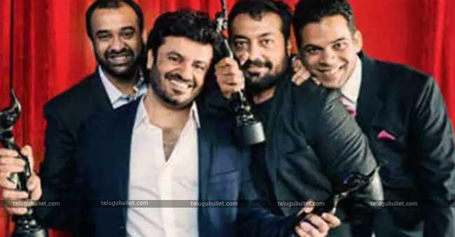 Anurag Kashyap, Vikramaditya Motwane, Vikas Dissolves Phantom Films